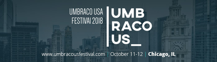 Banner image for US Festival  11-12 October 2018
